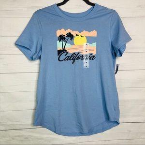 Old Navy Everywear California Crewneck T-Shirt